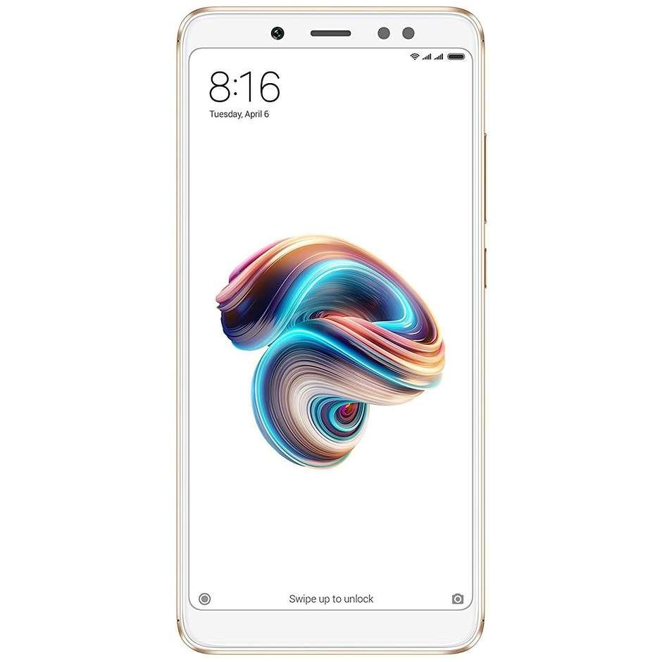 Xiaomi Redmi Note 5 Smartphone Dual Sim Ram 4 Gb Memoria 64 Gb Fotocamera 12 Mp