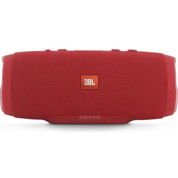 JBL Charge 3 Jbl Speaker Wireless Portatile Bluetooth Colore Rosso