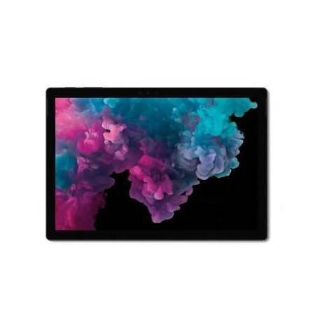 "Microsoft Surface Pro 6 Tablet 12.3"" Intel Core I7-8650u Ram 8gb Microsdxc 256gb"