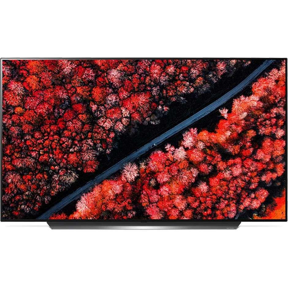 """LG Oled55c9 Tv Oled 55"""" 4k Ultra Hd Hdr Smart Tv Wifi Classe A Google Assistant"""