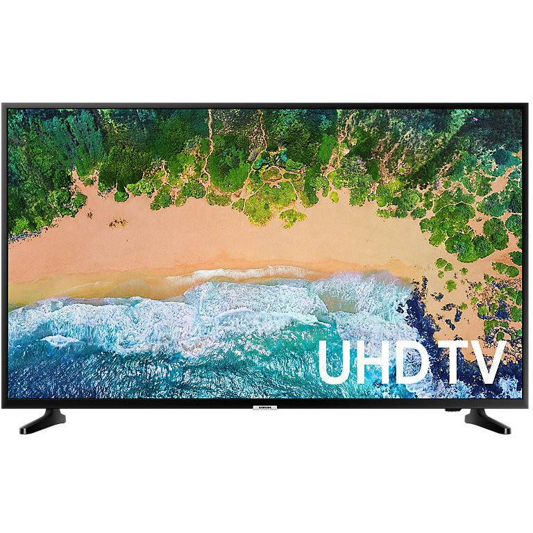 "Samsung Ue43nu7090uxzt Tv Led 43"" 4k Ultra Hd Hdr 10+ Smart Tv Wi-Fi Classe A Co"