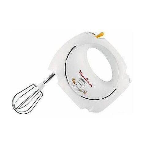 Moulinex Abm11a Easymax Sbattitore Elettrico 2 Fruste 2 Velocità 200 W Colore Bi