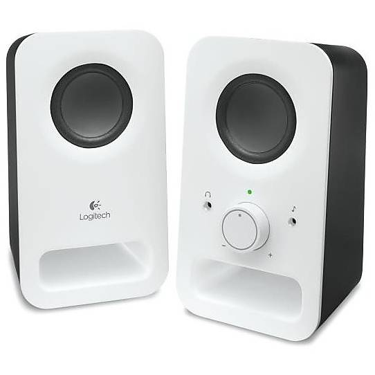 Logitech Audio Speakers Z150 Snow White