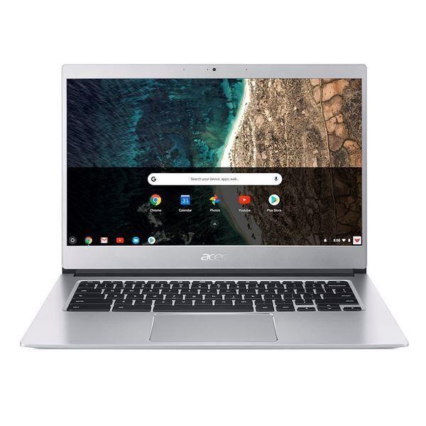 """Acer Cb514-1h-P83s Notebook 14"""" Intel Pentium N4200 Ram 4 Gb Emmc 64 Gb Google C"""