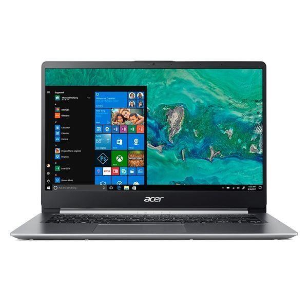 "Acer Sf114-32-P3sl Notebook 14"" Intel Pentium N5000 Ram 4 Gb Ssd 128 Gb Windows"