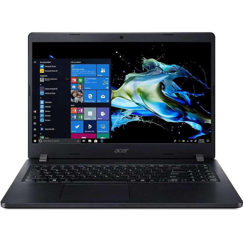 "Acer Travelmate P2 Tmp215-51-857v Notebook 15.6"" Intel Core I7-8550u Ram 8 Gb Ss"