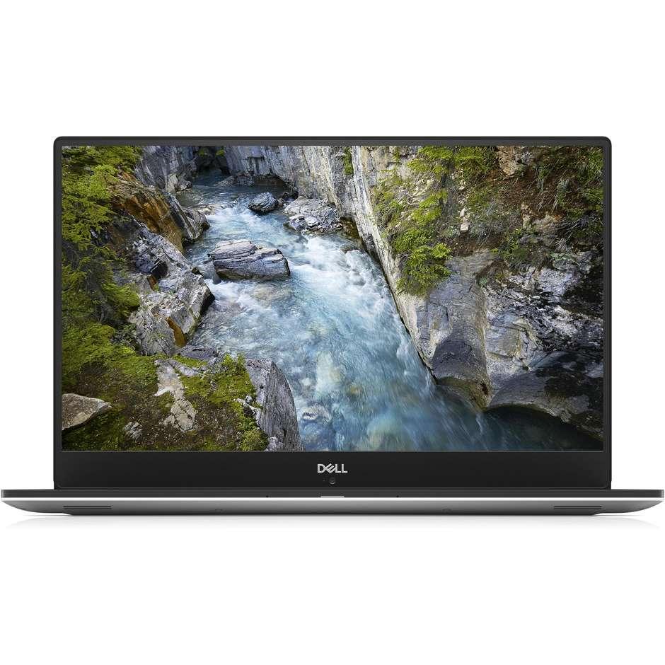 "Dell Xps 15 9570 Notebook 15.6"" Intel Core I7-8750h Ram 8 Gb Ssd 512 Gb Windows"