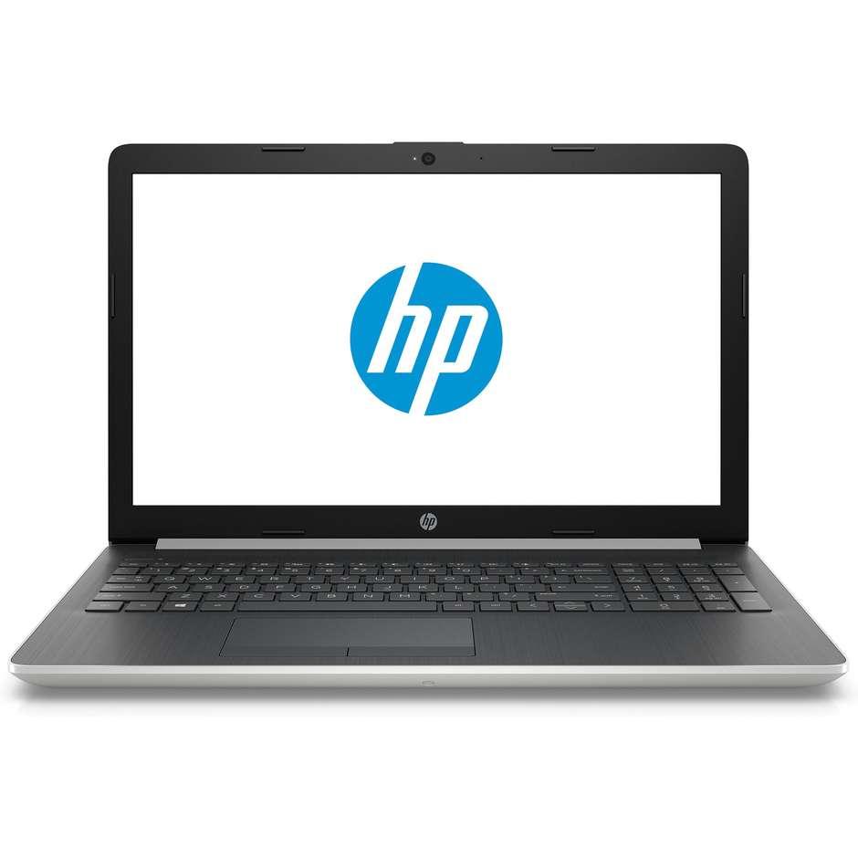 """HP 15-Da1003nl Notebook 15.6"""" Intel Core I5-8265u Ram 8 Gb Ssd 256 Gb Windows 10"""
