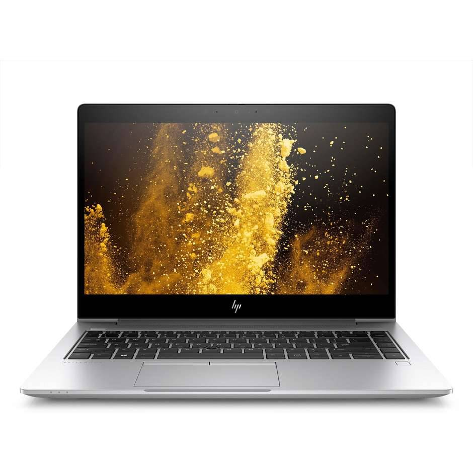 "HP Elitebook 840 G6 Notebook 14"" Intel Core I7-8565u Ram 8 Gb Ssd 256 Gb Windows"