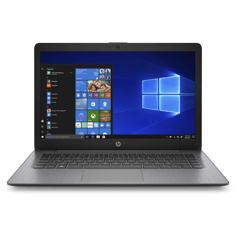 "HP Stream 14-Ds0001nl Notebook 14"" Amd A4-9120e Ram 4 Gb Emmc 64 Gb Windows 10 S"