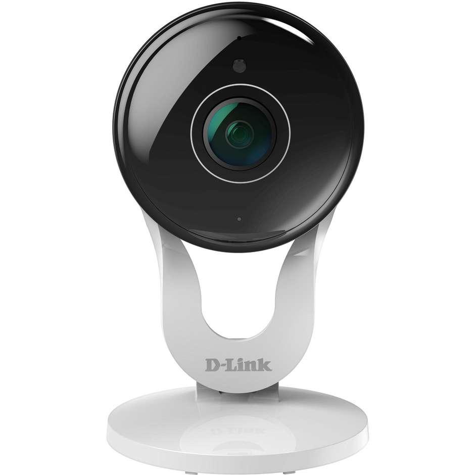 D-Link Dcs-8300lh Videocamera Per Interni Mydlink Full Hd Obiettivo 137° Wifi Co