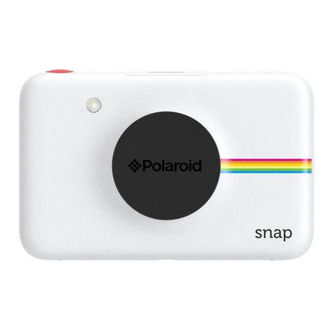 Polaroid Snap Fotocamera Digitale A Sviluppo Instantaneo Colore Bianco