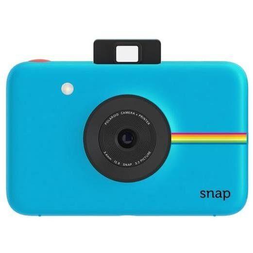 Polaroid Snap Fotocamera Digitale A Sviluppo Instantaneo Colore Blu