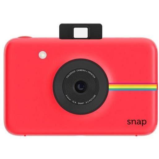 Polaroid Snap Fotocamera Digitale A Sviluppo Instantaneo Colore Rosso