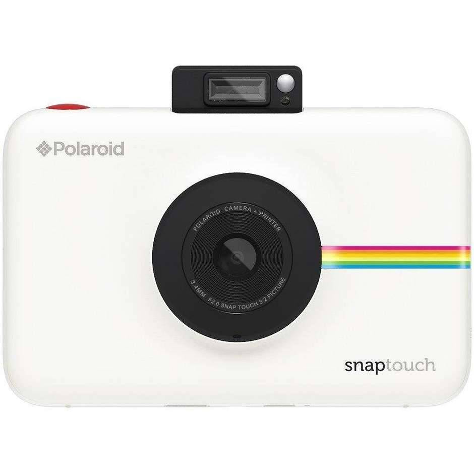 Polaroid Snap Touch Fotocamera Digitale Istantanea Display 3,5 Bluetooth Colore