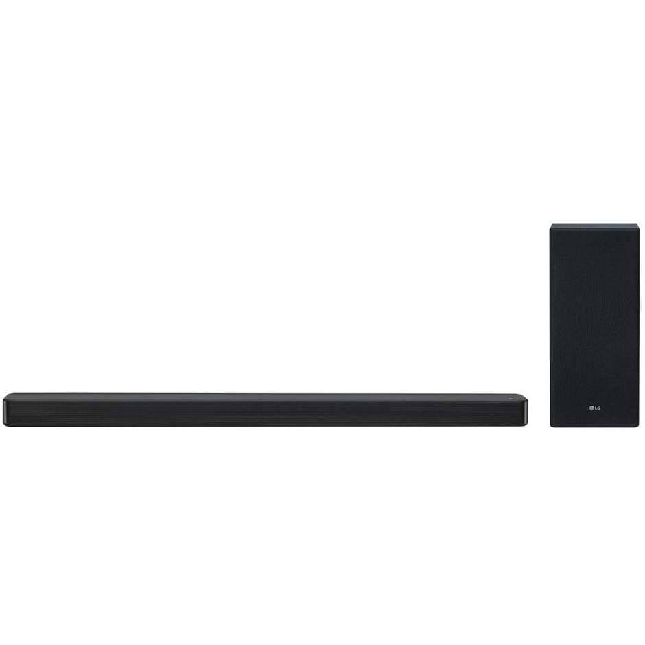 LG Sl6yf Home Sound Bar Dts Virtual: X Connessione Bluetooth Usb Colore Nero