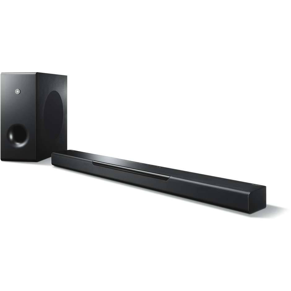 Yamaha Ats-4080 Home Soundbar Subwoofer Wireless Multi-Room Musiccast Bluetooth