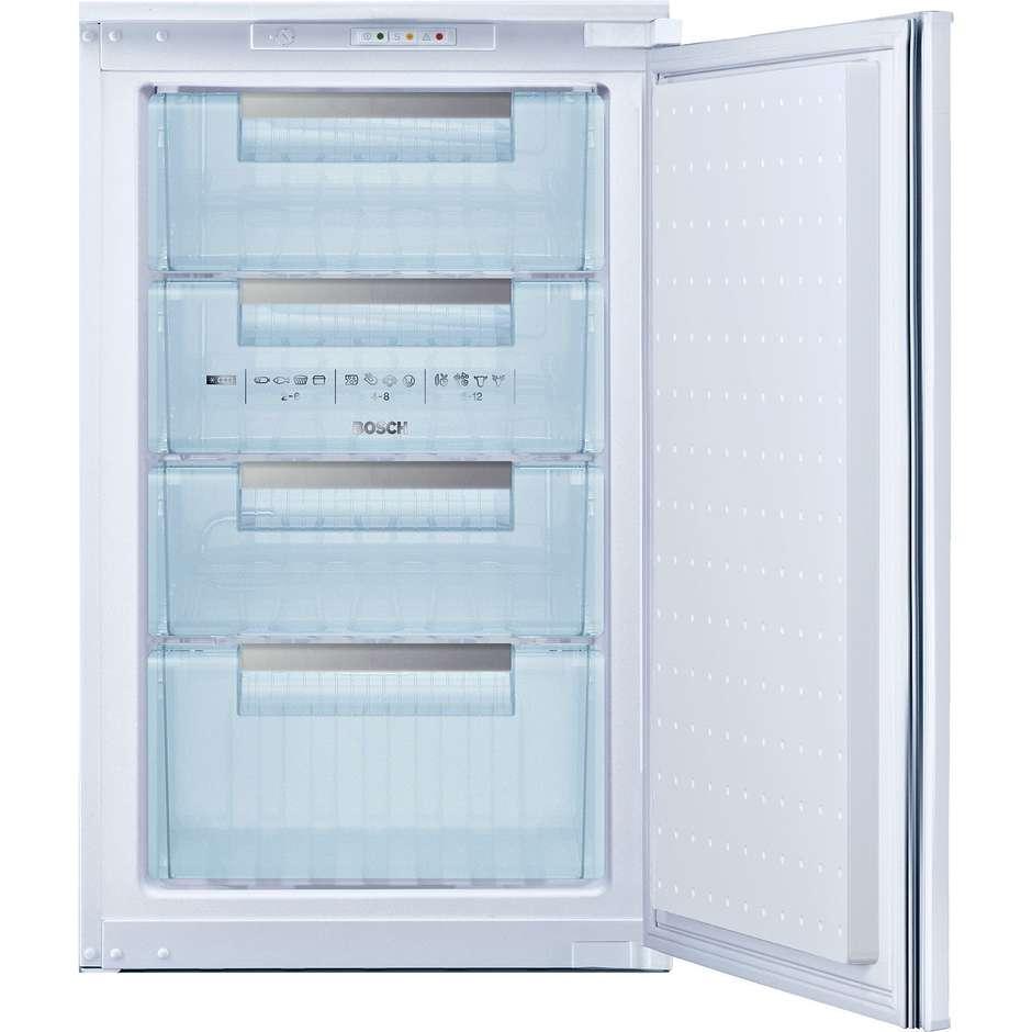Bosch Gid18a20 Congelatore Verticale Da Incasso 94 Litri Classe A+ Bianco