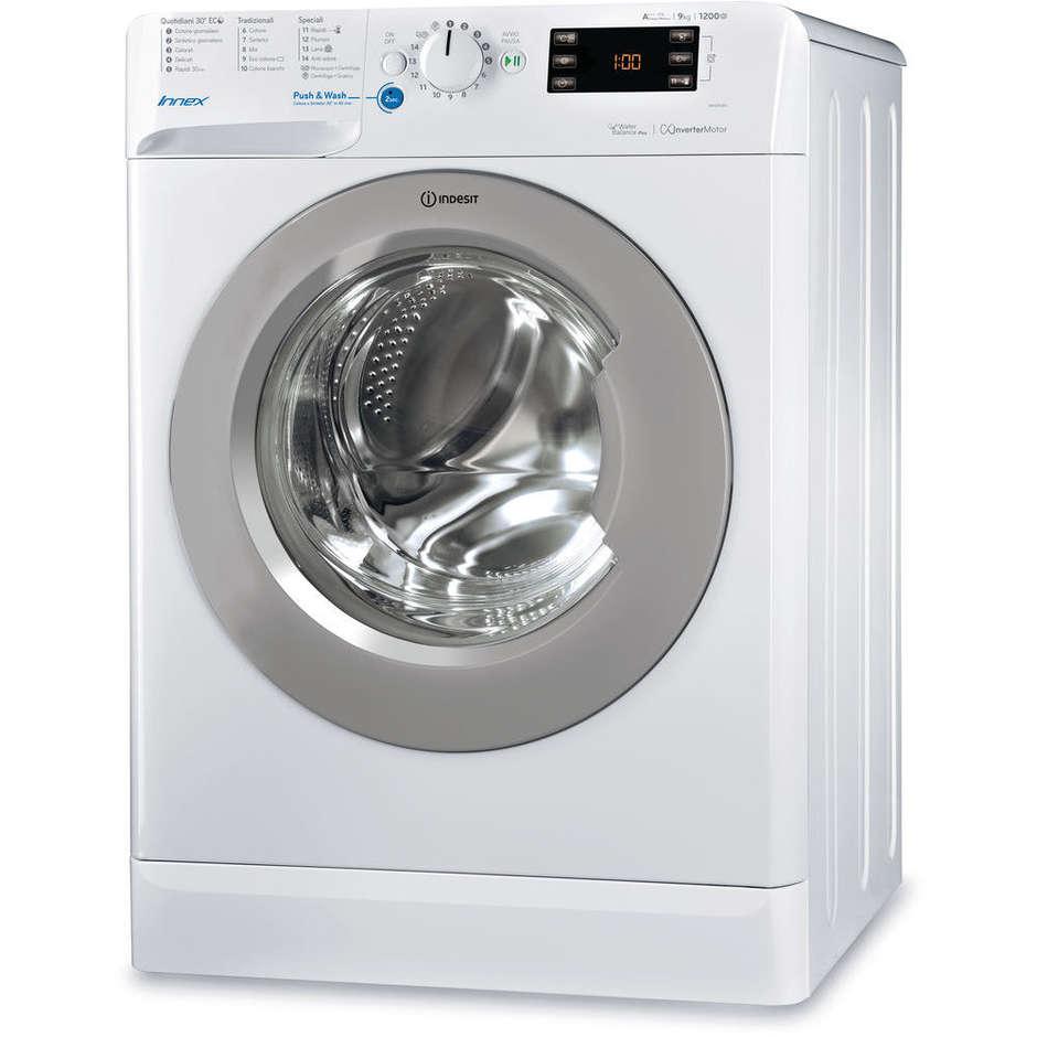 Indesit Bwe 91284x Wsss It Lavatrice Carica Frontale 9 Kg 1200 Giri Classe A+++