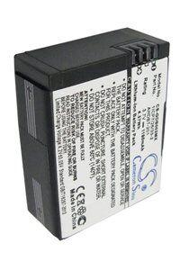 Gopro Hero 3+ compatibile batteria (1180 mAh)