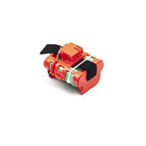 Gardena Robotic R40Li compatibile batteria (2500 mAh, Rosso)