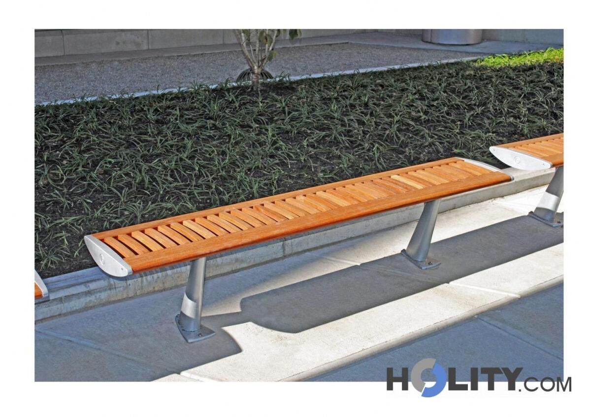 Panchina Dal Design Moderno Per Spazi Pubblici H493_04