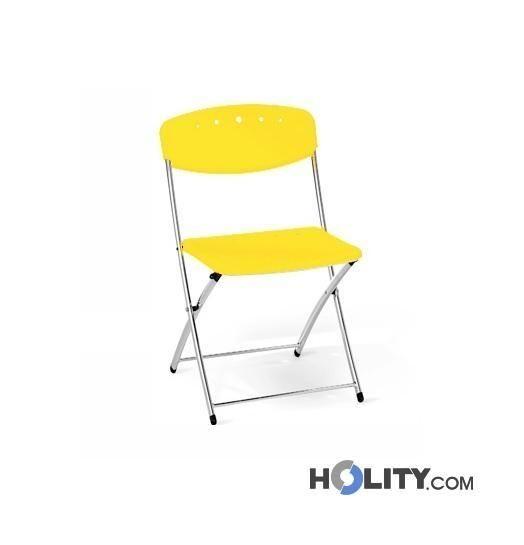 Sedia Per Sala Conferenza Pieghevole H15940