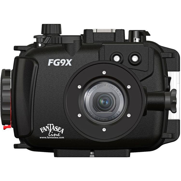 FANTASEA FG9X - Custodia Subacquea - Canon PowerShot G9 X - Canon PowerShot G9 X II