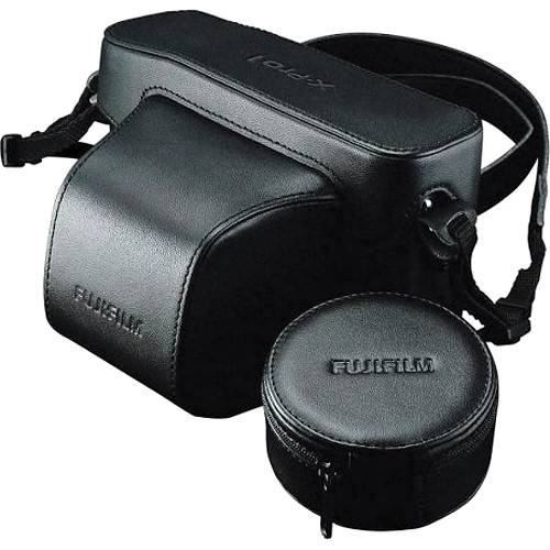 Fujifilm LC-XPRO1 - CUSTODIA IN PELLE PER FUJI X-PRO1 - SPED IMMEDIATA