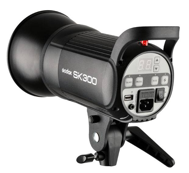 GODOX SK300 - FLASH PROFESSIONALE DA STUDIO - NG 58
