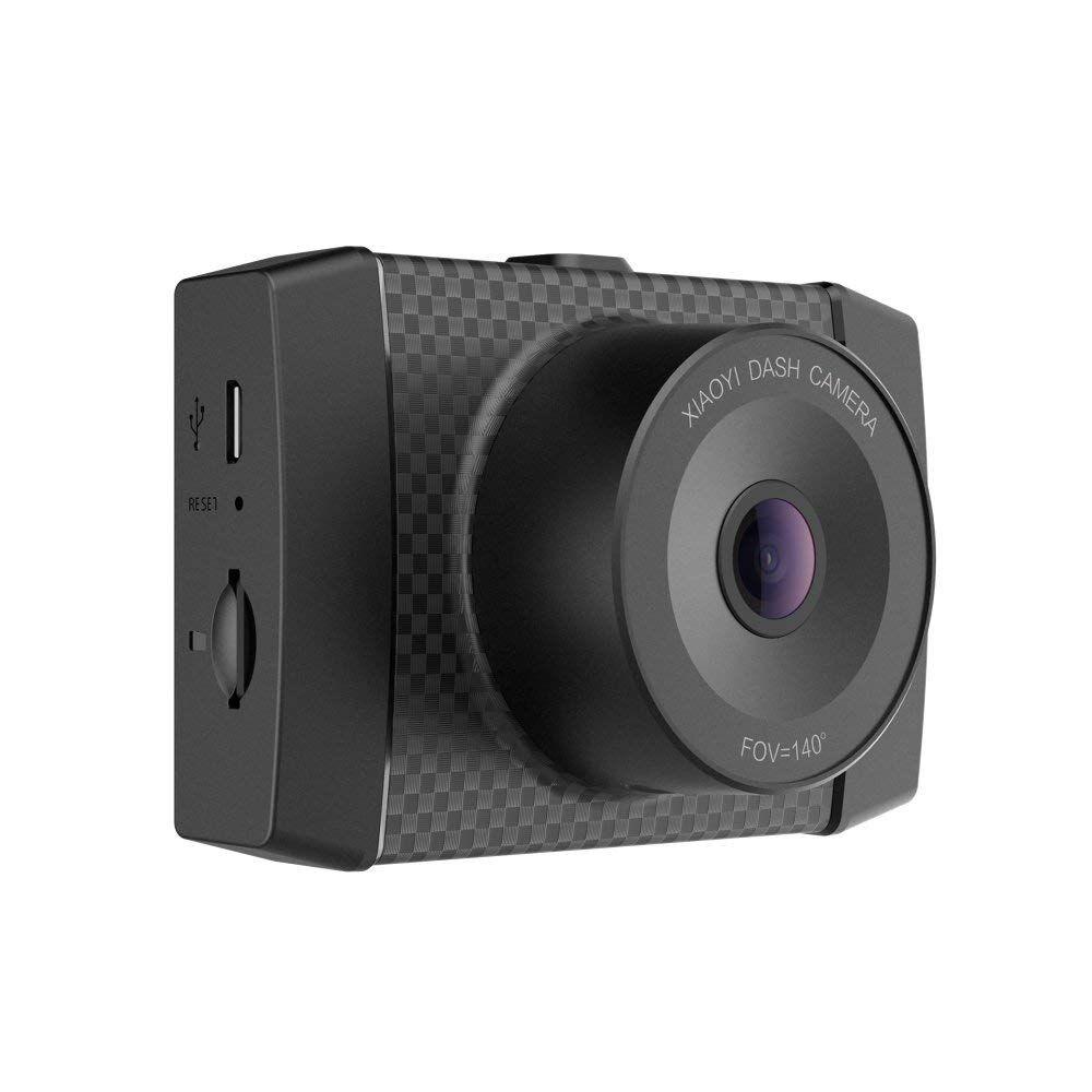 XIAOYI YI Ultra Dash Camera - Sensore G 3 assi - Videocamera da Auto - 2 Anni di Garanzia in Italia