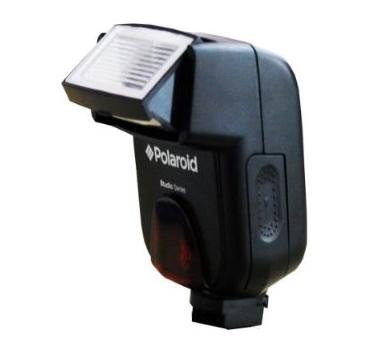 polaroid flash pl-108af sony - studio series auto focus
