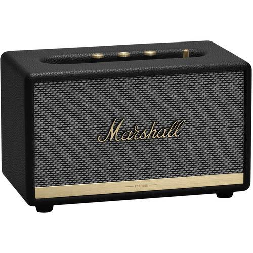 Marshall ACTON II - BLUETOOTH SPEAKER SYSTEM - NERO - 2 Anni di Garanzia in Italia