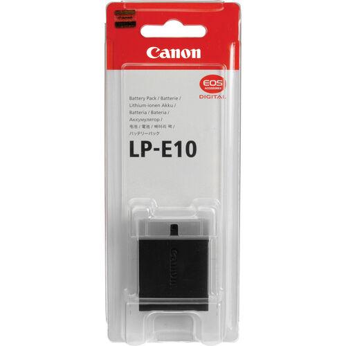 Canon LP-E10 - BATTERIA ORIGINALE LITIO EOS 1100D
