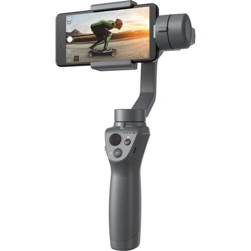 DJI Osmo Mobile 2 - Gimbal per Smartphone - 2 Anni di Garanzia in Italia