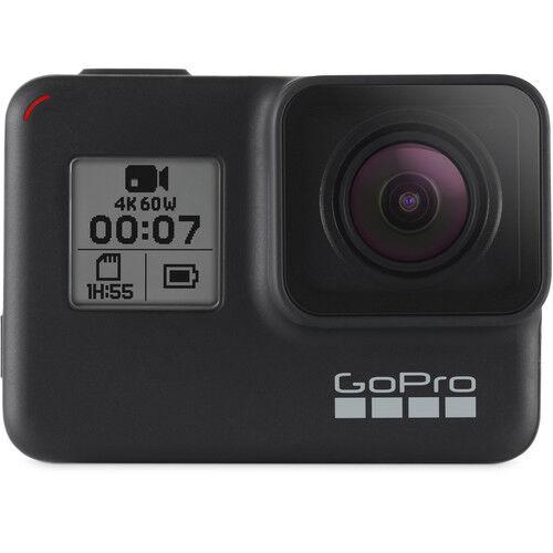 GoPro HERO7 Black - 2 Anni di Garanzia in Italia
