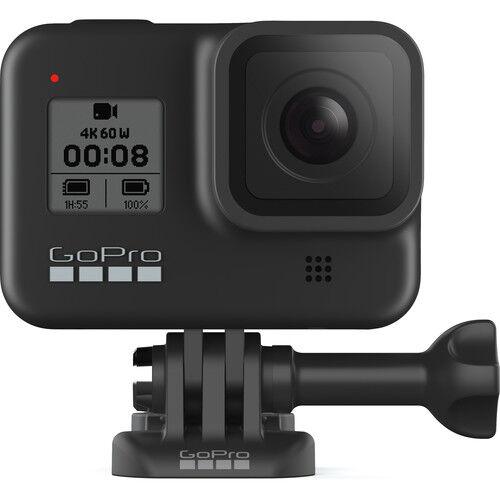GoPro HERO8 Black - 2 Anni di Garanzia in Italia