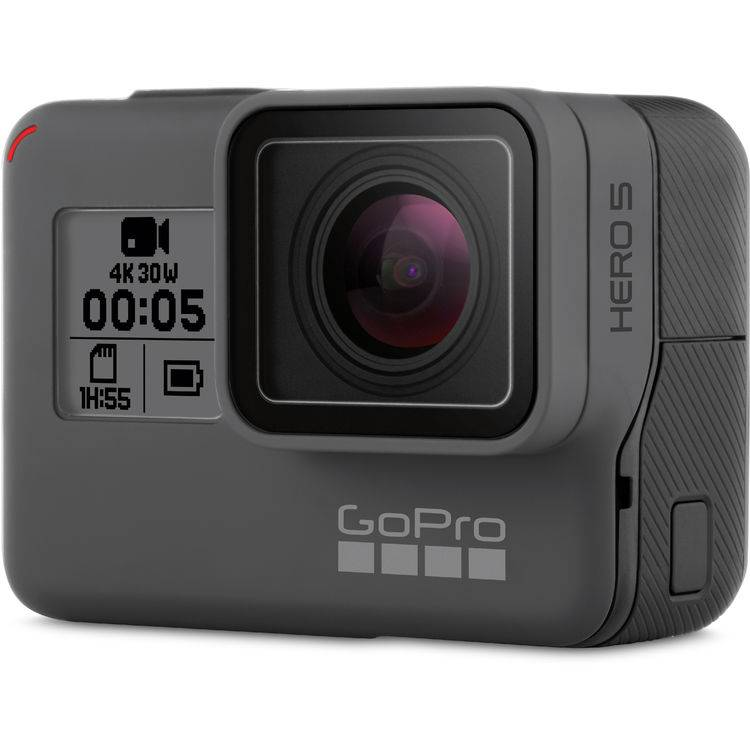 GoPro Hero5 Black - Action Camera 4K - 2 Anni Di Garanzia