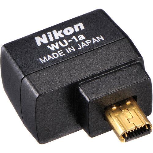 Nikon WU-1a - ADATTATORE WIRELESS D3200 -D5200 - D7100