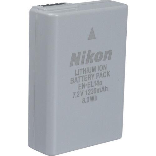 Nikon EN-EL14a - BATTERIA NIKON D5300 - D3300 - DF