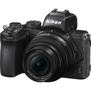 Nikon Z50 + Z 16-50mm VR - 4 Anni di Garanzia in Italia
