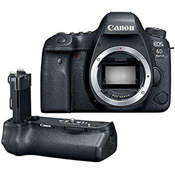 Canon EOS 6D Mark II + Canon BG-E21 - 2 Anni Di Gar. in Italia