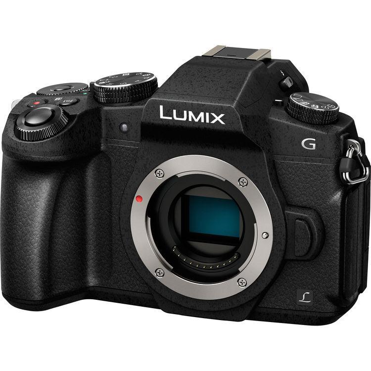 Panasonic Lumix DMC-G80 - Solo Corpo - 4 ANNI DI GARANZIA
