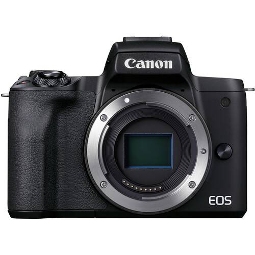 Canon EOS M50 Mark II - Corpo - 4 Anni di Garanzia in Italia