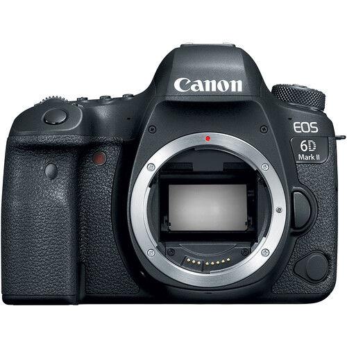 Canon EOS 6D Mark II - Corpo - Manuale ITA - 2 Anni Di Gar. in Italia