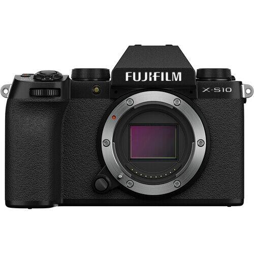 Fujifilm X-S10 - CORPO - 2 Anni di Garanzia in Italia