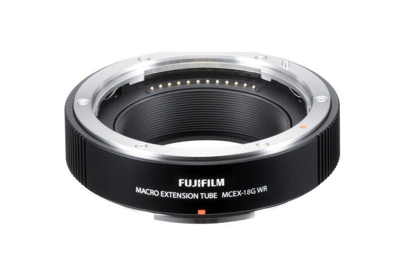 fujifilm mcex-18g wr macro - tubo di prolunga - fuji gf