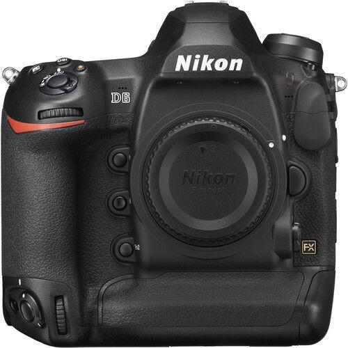 Nikon D6 - CORPO - 4 Anni di Garanzia in Italia