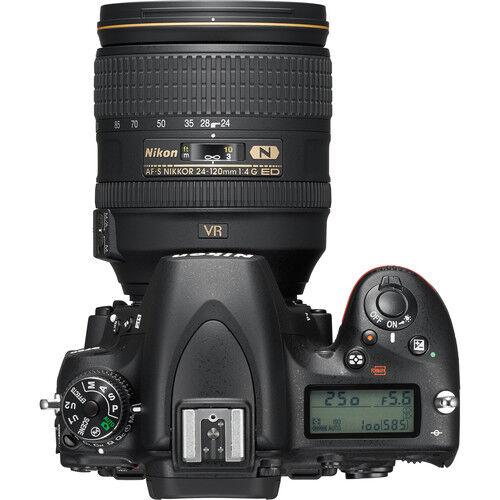 Nikon D750 KIT NIKON 24-120mm VR - MANUALE IN ITALIANO - GARANZIA 2 ANNI