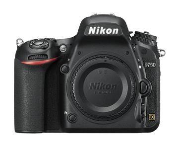 Nikon D750 SOLO CORPO - 4 ANNI GARANZIA IN ITALIA - MANUALE ITA